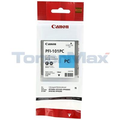 CANON PFI-101PC INK TANK PHOTO CYAN 130ML